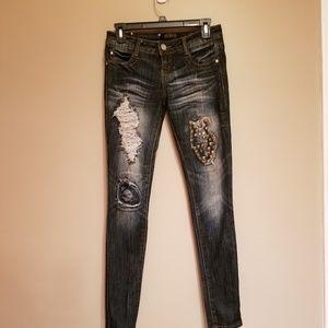 Premiere Rue 21 skinny jeans